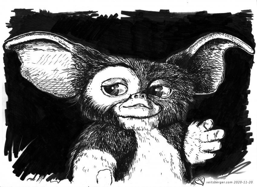 Gizmo by veitsberger